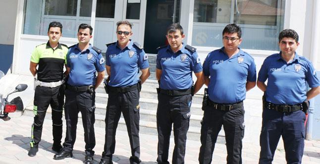 38ad6904871b9 Emniyet'te üniformalar yenilendi - Boğazlıyan Haber Gazetesi